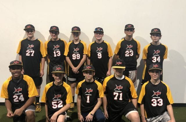TEAM XP 13U HULL